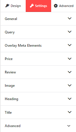 Settings Overview 3